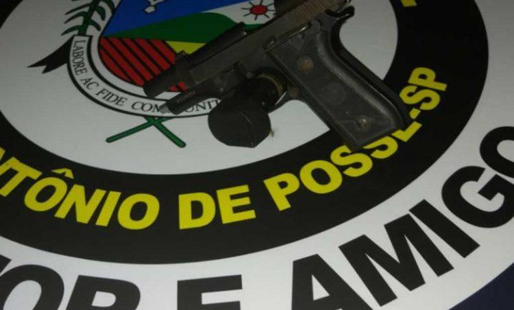 Polícia Municipal de Posse prende dois após roubo e sequestro em Jaguariúna