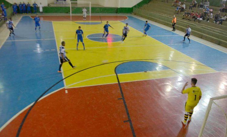Campeonato de Futsal: com dois dias de jogos em junho, 64 gols foram marcados