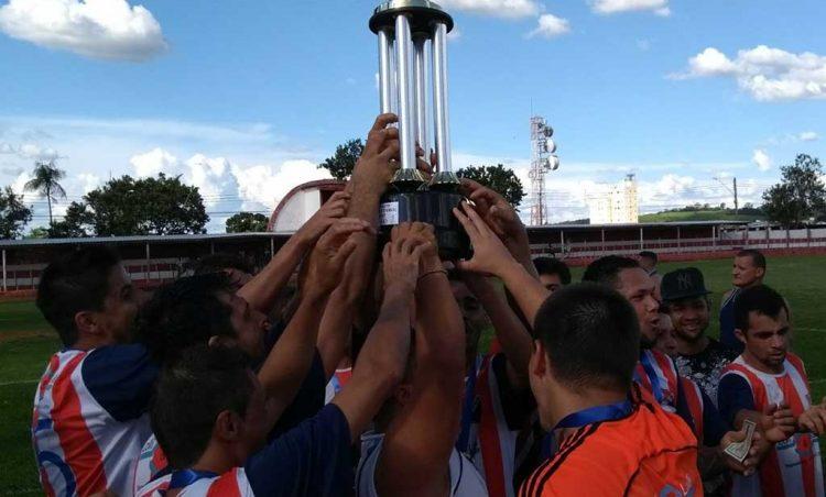 Vila Nova sagra-se campeã do 15º Campeonato Municipal de Futebol Amador