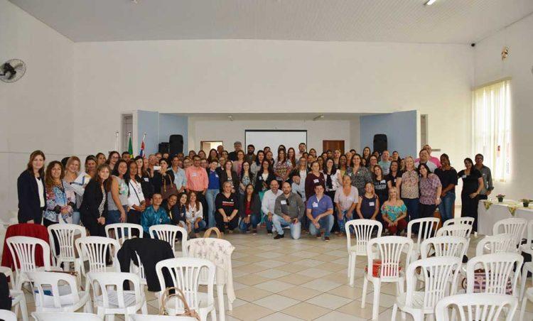 Posse sedia 71º Fórum Regional de Conselheiros e Ex Conselheiros da região Metropolitana de Campinas