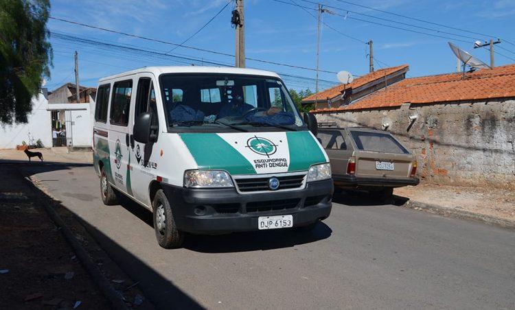 Equipes da SUCEN dão início ao trabalho contra a dengue