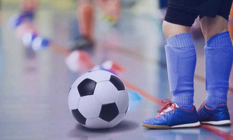 Mais uma semana de muitos gols no Campeonato de Futsal