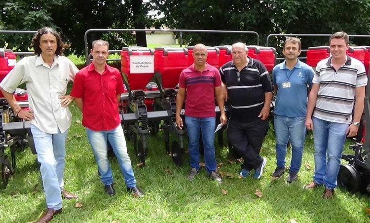 Kit Patrulha Rural é entregue para Santo Antônio de Posse