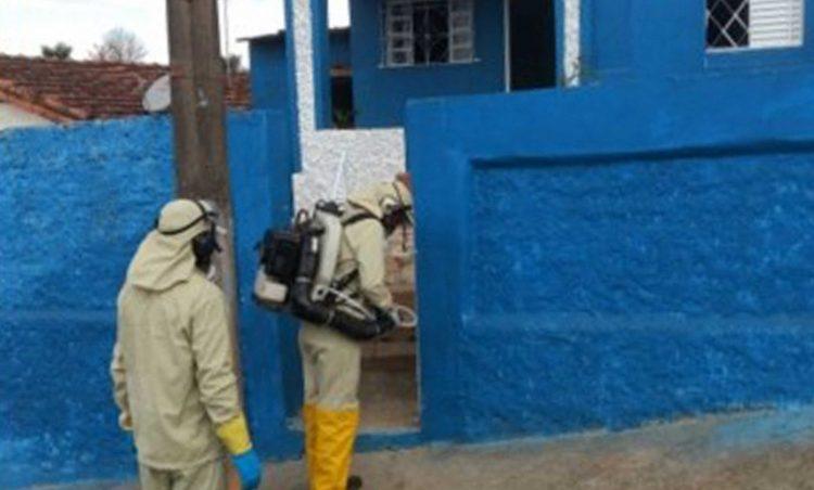 Ações contra a Dengue continuam sendo realizadas no município