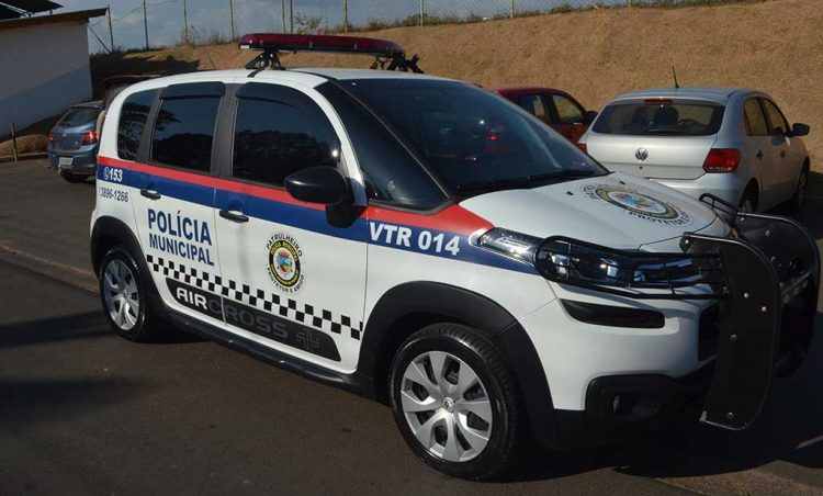Polícia Municipal recebe novo veículo e amplia frota