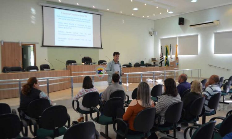 Secretaria de Saúde realiza prestação de contas em Audiência Pública
