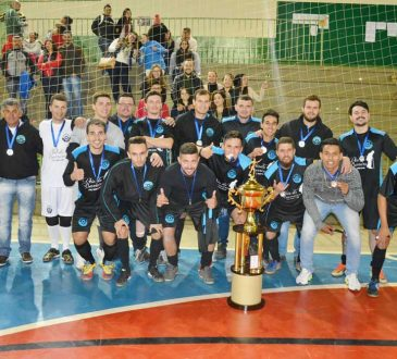 Itaposse é o campeão do Campeonato Municipal de Futsal 12efc547927e5