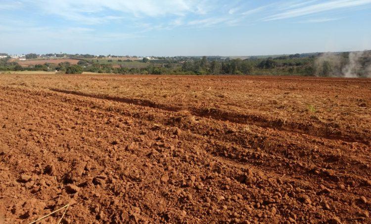 Técnicas de terraceamento agrícola são aplicadas no município