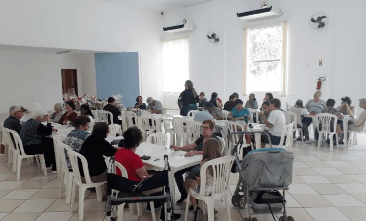 """Grupo """"Viver Vale a Pena"""" retoma suas atividades e realiza bingo beneficente"""