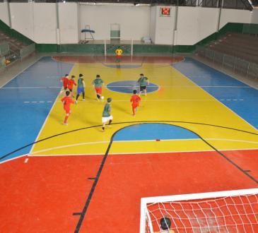 Final do Campeonato de Futsal de Férias aconteceu no último sábado c233a6bed6a4a