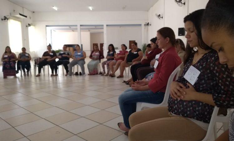 Primeiro encontro do Grupo de Gestantes é realizado no município