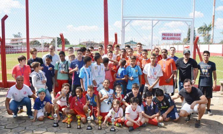 Final de Torneio de Campo de Férias é realizado em Posse
