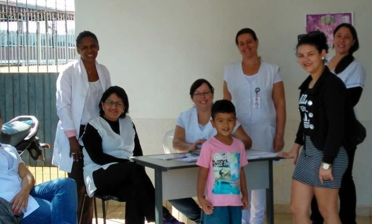 Cobertura vacinal chega a 67% no município; vacinação contra Polio e Sarampo segue até dia 31