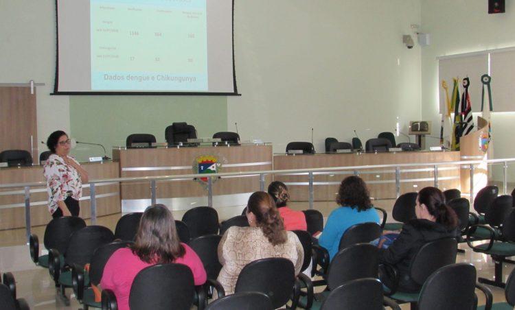 Sala de Situação discute plano de ação contra vetores das arboviroses