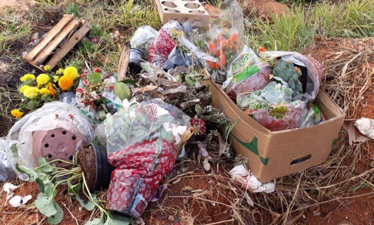 Polícia Municipal flagra morador descartando lixo em local proibido