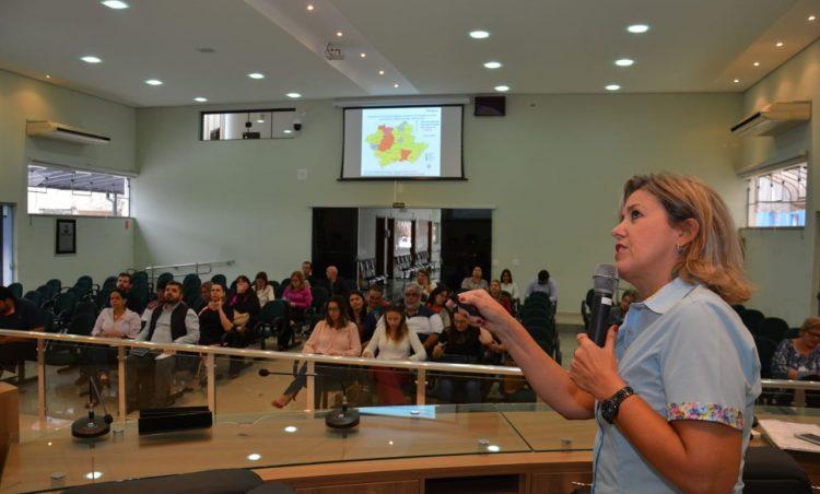 Santo Antônio de Posse sediou encontro da Comissão de Intergestores Regional de Saúde