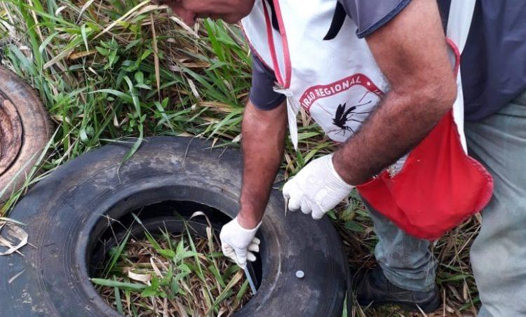 Dengue: chega a 27 o número de casos confirmados no município