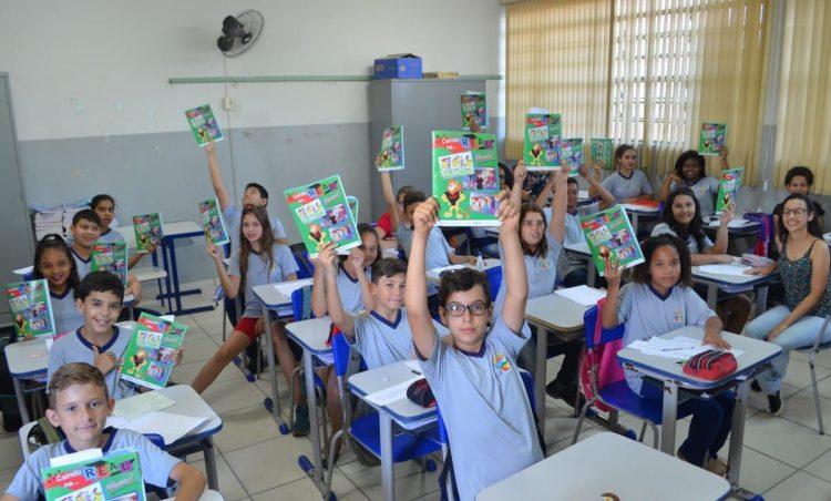 Estudantes do município estão próximos de se formarem no Proerd