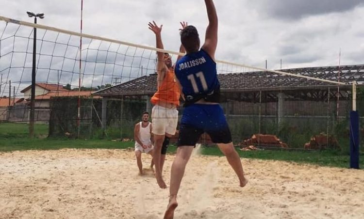 Diretoria de Esporte apoia Torneio de Vôlei de Areia