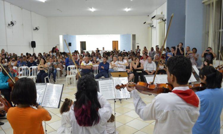 """Projeto Guri realiza """"Audição de Encerramento"""""""