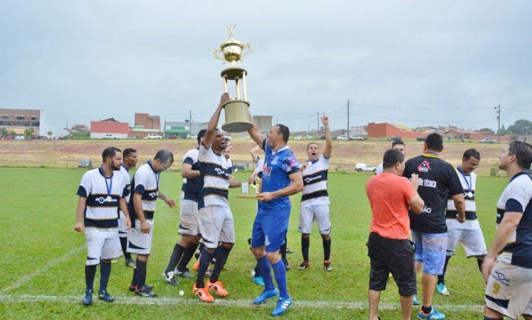 Furacão Baiano é o campeão do 16º Campeonato Municipal de Futebol Amador