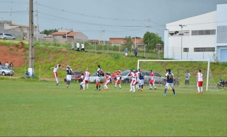 Acompanhe a classificação do 17º Campeonato Municipal de Futebol Amador