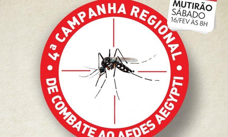 Prefeitura participa de reunião sobre combate ao Aedes Aegypti