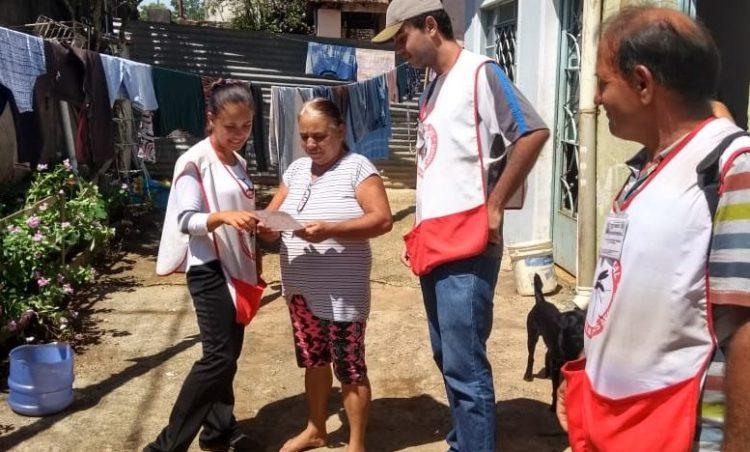 """""""Dia D"""" de combate à dengue movimentou o sábado"""