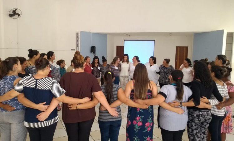 Grupo de Gestantes retoma as atividades em 13 de fevereiro
