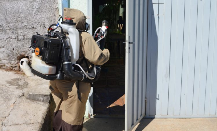 Prefeitura realizará nebulização intradomiciliar no Bela Vista