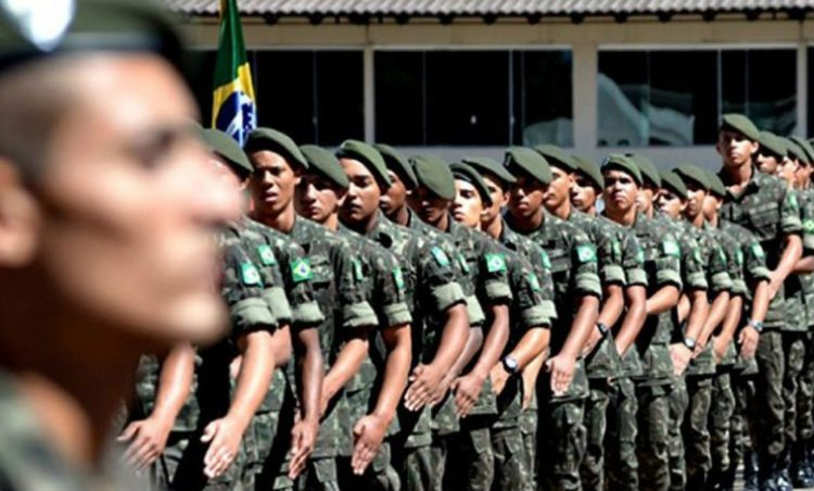 Certificado de Dispensa de Incorporação Militar referente a 2018 serão entregues até 28 de junho