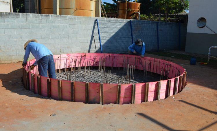 Rincão receberá novo reservatório de água ainda este mês