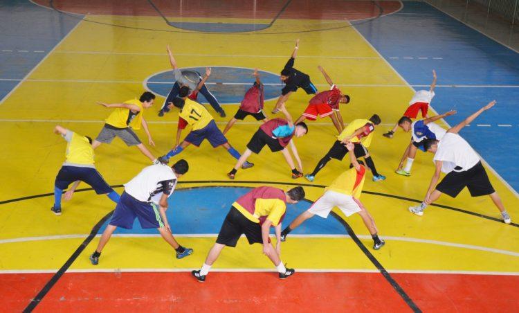 Município participa de campanha mundial de prática esportiva