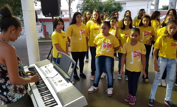 Projeto GURI se apresenta em junho no município
