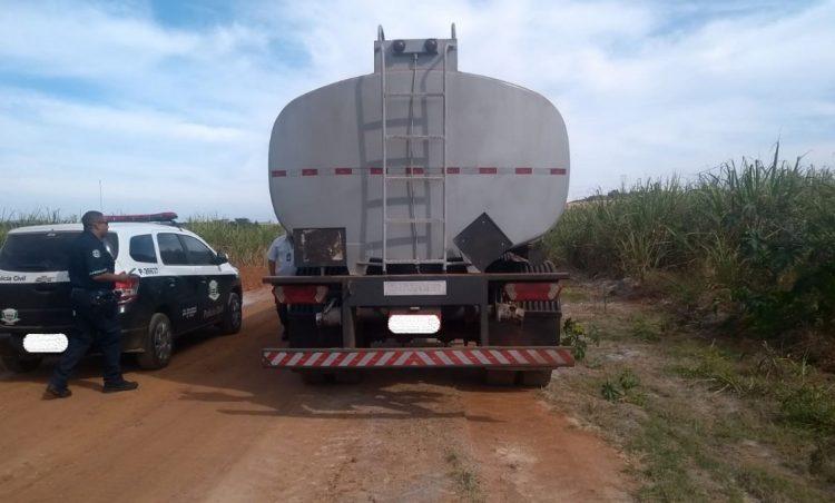 Polícia recupera veículos roubados no município
