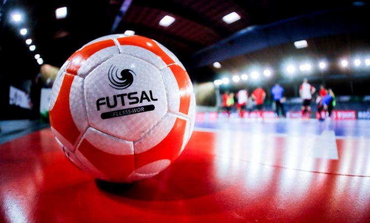 Recepção x Controle de bola no Futsal