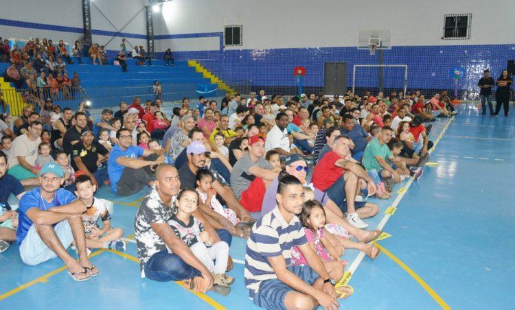 Dia dos Pais é comemorado nas unidades escolares