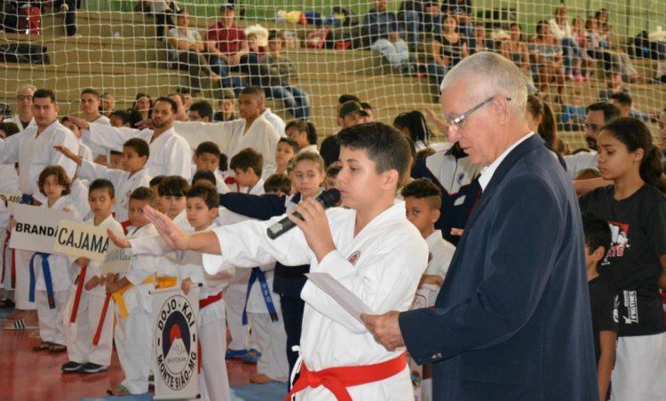 19º edição do Karate Posse aconteceu este final de semana
