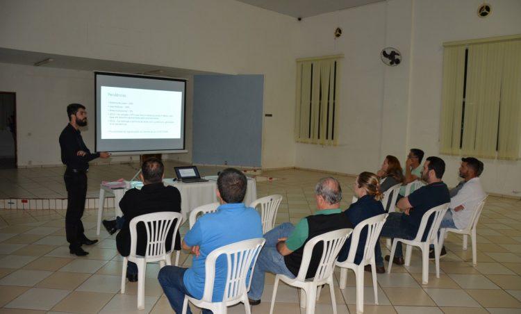 Audiência Pública é realizada com moradores do Jardim Becari