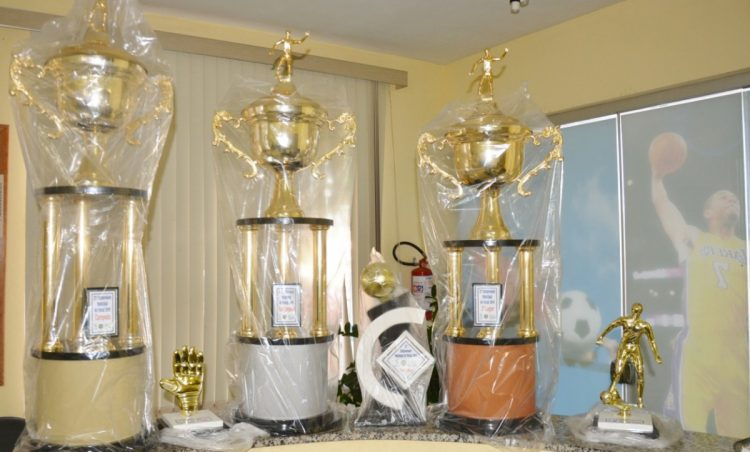 É HOJE: Final do 21º Campeonato Municipal de Futsal