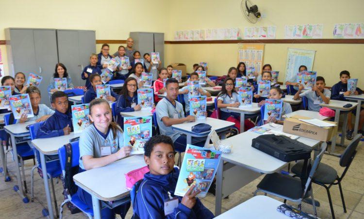 Proerd 2019 tem início nas escolas do município