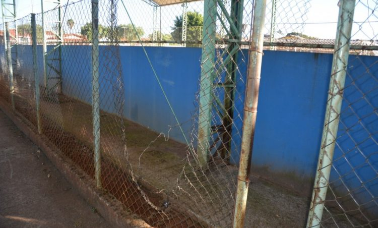Atos de vandalismo são registrados no Ginásio Municipal de Esportes