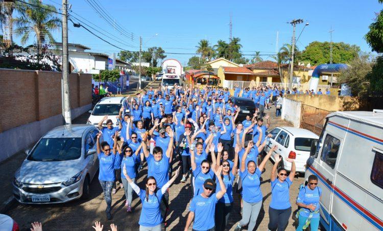 Domingo, dia 22, tem Caminhada Cooperatividade no município