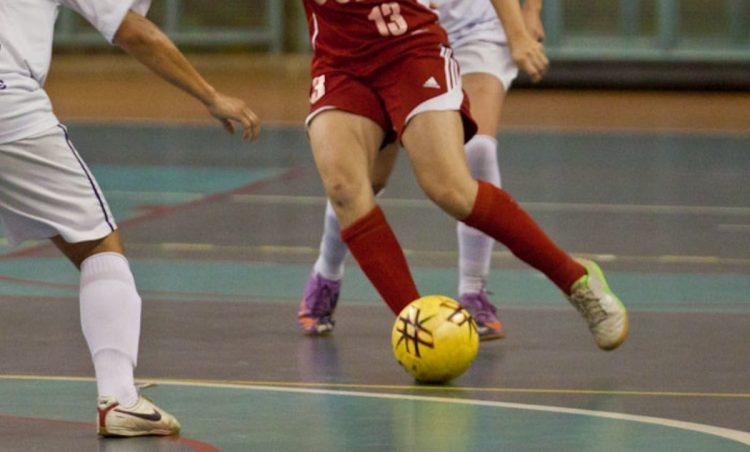 Abertas as inscrições para Futsal Feminino