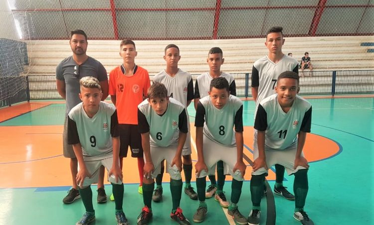 Sub-14 do Educa Esporte se classifica para a final do Campeonato ADR