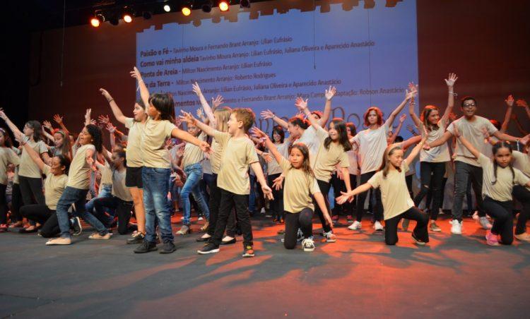 Participantes do GURI participam de encontro de coros em Santa Barbara d'Oeste