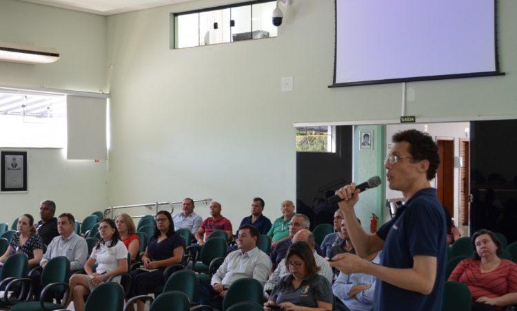 Prefeitura e IBGE se reúnem para planejamento do Censo 2020 em Posse