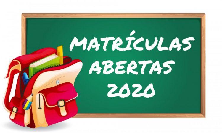 Educação abre matrículas para novos alunos