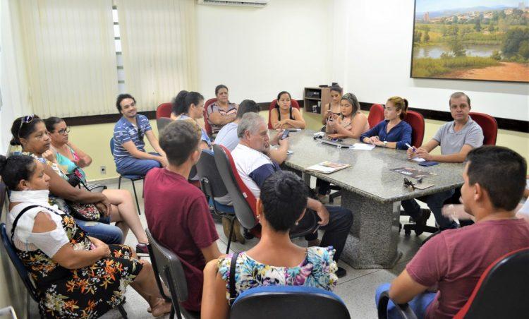 Prefeitura realiza reunião com inscritos na Feira Gastronômica