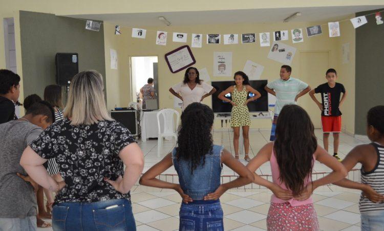 Dia da Consciência Negra é celebrado em evento do Cras e Creas